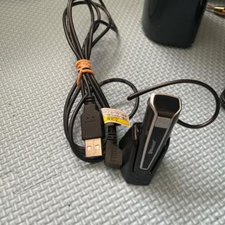 【ネット決済】Bluetoothイヤホン片耳専用充電ケーブル付き!