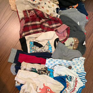 【ネット決済】80cm 男児服まとめ売り