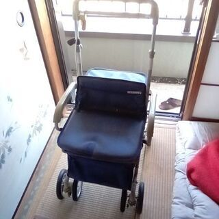 シルバーカー:手押し車:ヘルスバックわくわくタント - 江戸川区