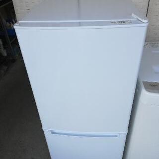 【送料・設置無料】⭐ニトリ冷蔵庫106L+アクア洗濯機4.5kg⭐JWG96 - 中野区