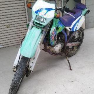 カワサキ KLX250 250㏄ バイク