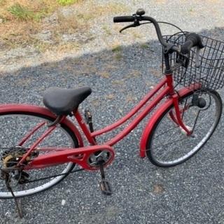 自転車 現状で