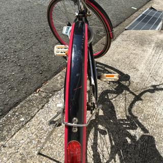 女性or子供用 かわいい自転車 24インチ − 兵庫県