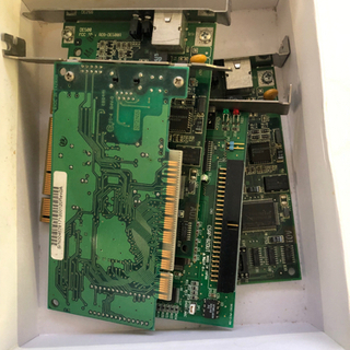 DVD Ethernetカード PCパーツ - 尼崎市