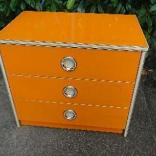 3段収納ボックス 収納家具