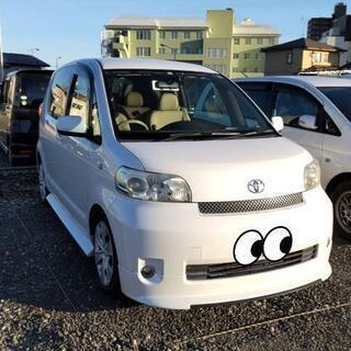 【ネット決済】トヨタ ポルテ 150R