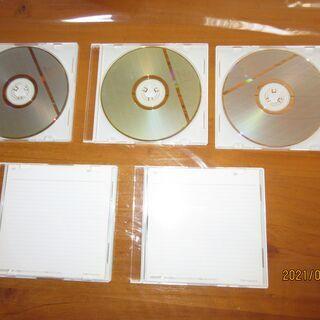 録画用DVD5枚(マクセル)