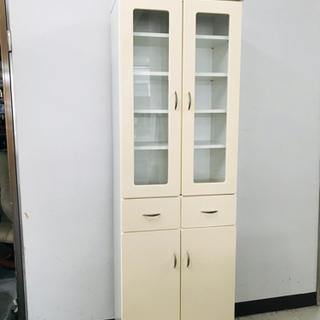 取引場所 南観音 K 2109-296 食器棚 メール 収納家具...