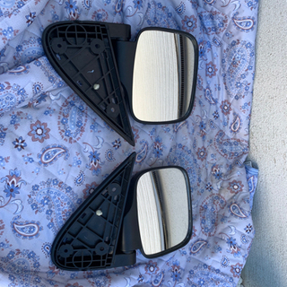 ハイゼット アトレー S200V S230V 純正 右左サイドミラー ドアミラー D02-RH ダイハツ セットですの画像