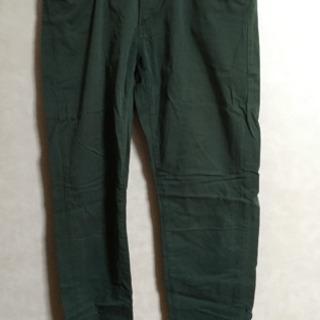 ユニクロ メンズ グリーン W86.5cm