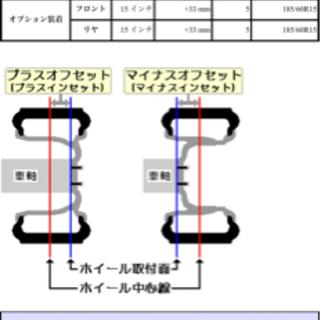 鉄ホイールタイヤセット 4本セット 14インチ 一本難あり − 長崎県