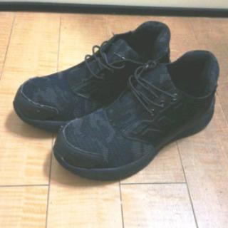 【安全靴】25.5cm WIDE WOLVES (ワイドウルブス...