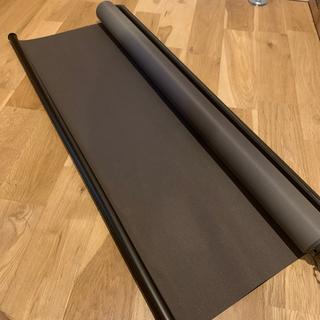 おしゃれな遮光ロールスクリーン 幅80×高さ265