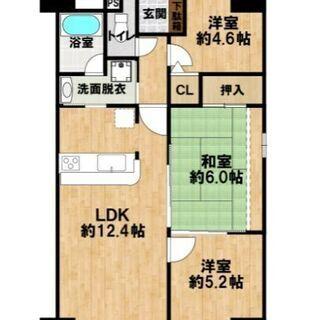 【野江内代駅】2面バルコニー🌞 駐車場有🚙 角部屋🎵