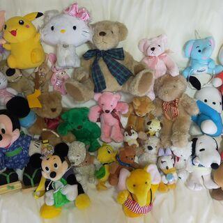 【ネット決済】ミッキー、ミッフィー、ピカチュウ、キティなど多数