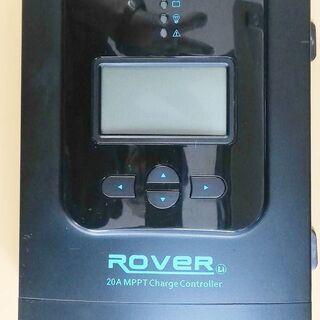 Renogy Rover 20A 12V/24V両用 DC入力 ...