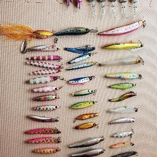 海釣りルアー42個