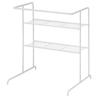 【新品未使用】IKEA RASSLIG 押入れ収納
