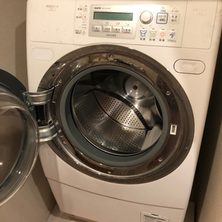 ドラム式洗濯機 SANYO AWD-AQ4000(S)