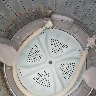 【送料・設置無料】⭐ツインバード冷蔵庫110L+アクア洗濯機4.5kg⭐JWH01 - 売ります・あげます