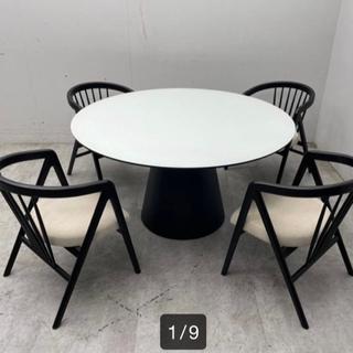 【定価14万】アルモニア ダイニングテーブル Piane