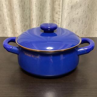 モリハナエ 未使用 厚手鍋
