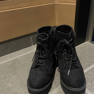 しまむら ブーツ