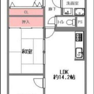 【安治川口駅】ペット可🐶 3月にリフォーム済み🎵 南東向き🌞