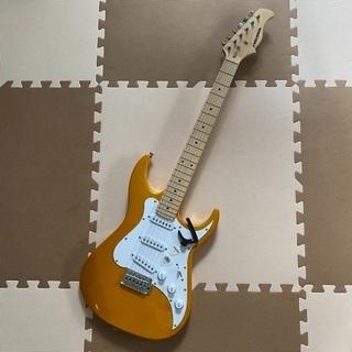 【ネット決済・配送可】エレキギター おまけ付き