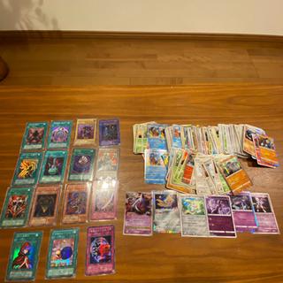 遊戯王、ポケモンカード