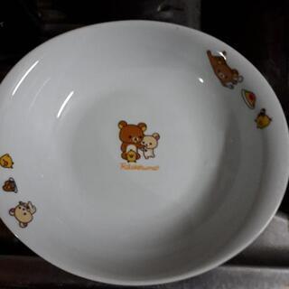カレー皿 二枚 リラックマ