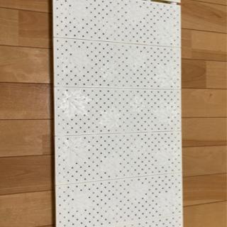 【ネット決済】未使用品 NAKO突っ張り棒 ホワイト