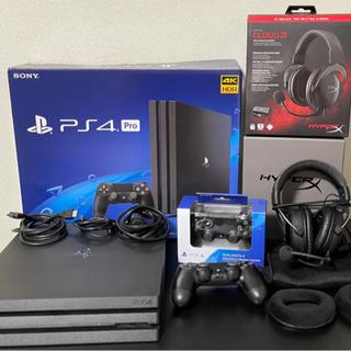 プレイステーション4Pro (PlayStation 4 Pro) 他