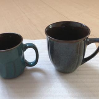 コーヒーカップ「お取引中」