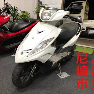 【成約御礼】SALE‼️整備済‼️125cc専門店‼️近隣配送無料‼️ ヤマハ GTR 125の画像