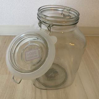 ガラス瓶 3L