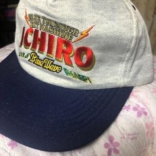 【ネット決済】イチロー 帽子