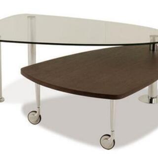 モーダエンカーサ ラクリマガラステーブル