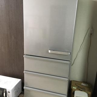 冷蔵庫 アクア AQR-36HL(S)