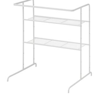 【ネット決済】IKEA  ハンガー&棚付き