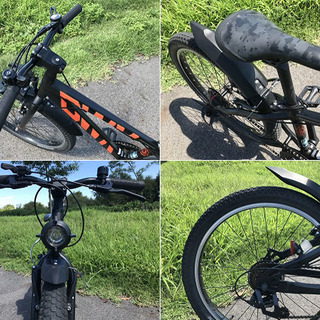 【☆美品☆】ジュニア向け自転車24インチ / BWX - ブリヂストン【整備済み】 - 売ります・あげます