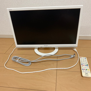 小型テレビ