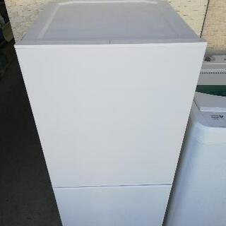 【送料・設置無料】⭐ツインバード冷蔵庫110L+アクア洗濯機4.5kg⭐JWH01 - 中野区