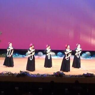 フラダンス 富山   八尾&熊野 ꙳★*゚富山市南部フラ