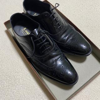 【ネット決済】LOAKE(英国王室御用達) メンズ革靴 約25.0cm