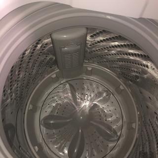 ハイセンス洗濯機 5.5kg - 家具