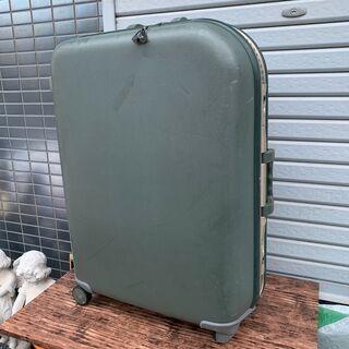 マルエム社製スーツケース無料でお譲りします/ハードケースの画像