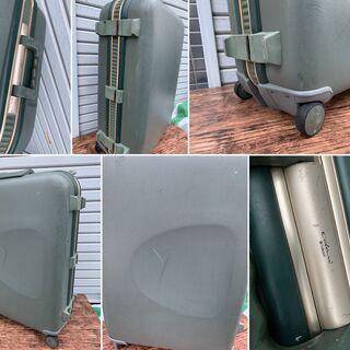 マルエム社製スーツケース無料でお譲りします/ハードケース - 江戸川区