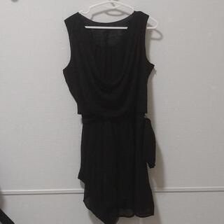 パーティー ドレス 15号 ブラック