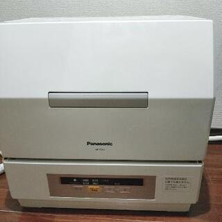 食洗機 Panasonic NP-TCR2の画像